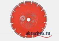 Алмазный отрезной круг Carbodiam Meteor фото