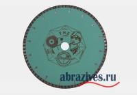 Алмазный отрезной круг Carbodiam Turbo фото