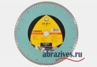 Алмазный отрезной круг Klingspor DS 80 T фото