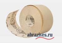Бумага шлифовальная на липучке Velcro в рулоне PS 33 CK 120*50000