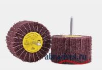 головка из шлифовальной шкурки и скотчбрайта