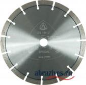 круг алмазный отрезной DS100 U Klingspor фото