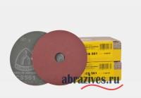фото диск фибровый по металлу