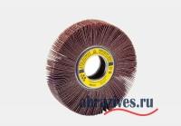 круг лепестковый шлифовальный фото