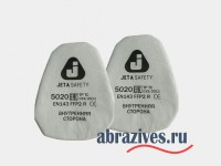 Предфильтр от пыли и аэрозолей JETA Safety 5020