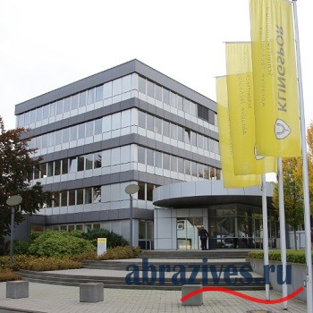 Klingspor Heiger завод абразивных материалов