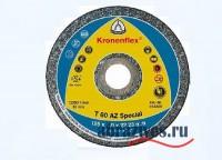 Круг отрезной INOX T 60 AZ Special по нержавеющей стали, прямой