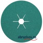 Фибровый круг CS 570 Klingspor 180 мм р36