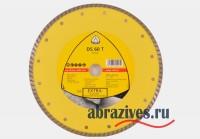 Алмазный отрезной круг DS 60 T турбо фото