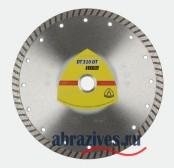 Турбо алмазный отрезной круг DT 310 UT Extra Klingspor
