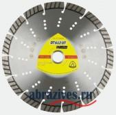 Универсальный алмазный отрезной круг DT 612 UT