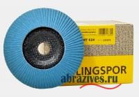 фото круг лепестковый зачистной 115 мм