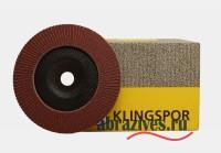 фото круг лепестковый зачистной 180 мм алюминию
