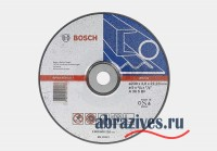 Круг отрезной AS 30 S BF по металлу Bosch фото