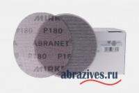 Круг шлифовальный самозацепляемый на сетчатой основе ABRANET 150