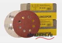 фото круг на липучке с отверстиями