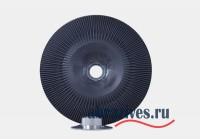 фото тарелка для фибровых кругов ребристая