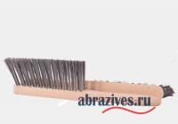 Ручная смётка со стальной проволокой 0.25 фото