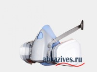 Защитная полумаска Jeta Safety 5000 cо сменными фильтрующими элементами